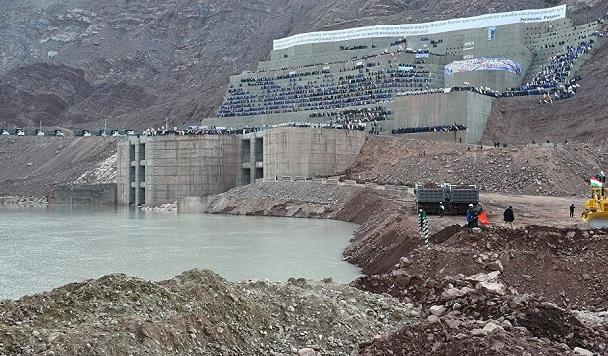 В Таджикистане начинает работу самая высокая в мире ГЭС