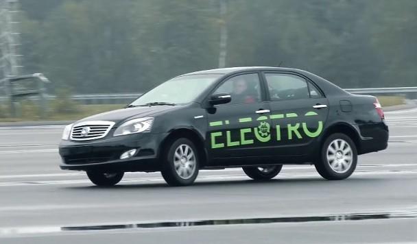Стоимость первого белорусского электромобиля составит около $15 тысяч