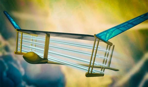 Ионная левитация: Создан первый электрический самолет без турбин или пропеллера
