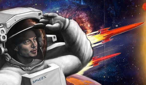 Илон Маск оценил вероятность своего попадания на Марс в 70%