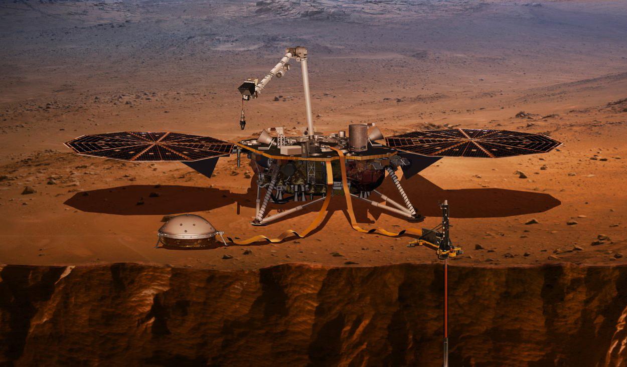 «Шесть минут ужаса». Наблюдаем за посадкой на Марс в прямом эфире