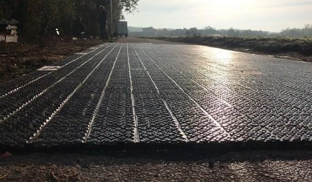 В Германии открыта первая дорога из солнечных батарей