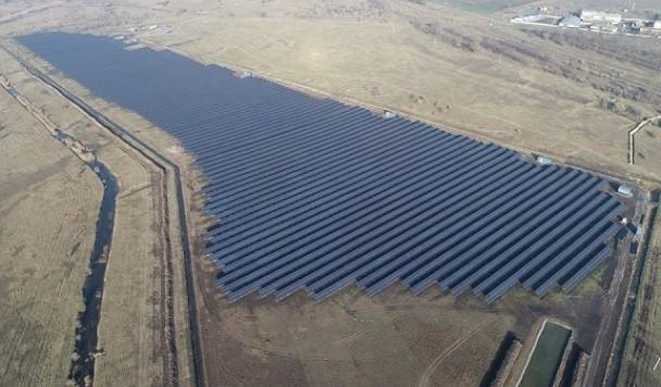 Под Одессой запускают новую крупную солнечную электростанцию