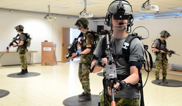 Microsoft будет поставлять гарнитуры дополненной реальности армии США