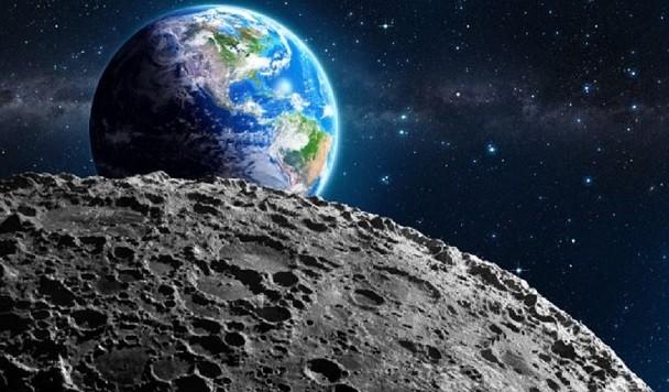 Подготовка к колонизации Луны в рамках новой программы NASA будет вестись в Днепре