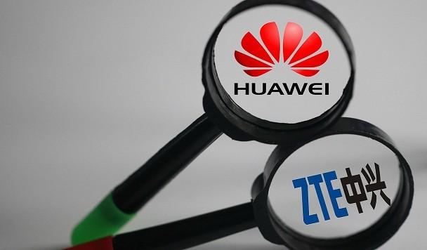 Японским госслужащим запретили использовать устройства Huawei и ZTE