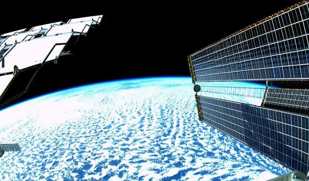 Китай начал исследовать возможность установления солнечной станции в космосе