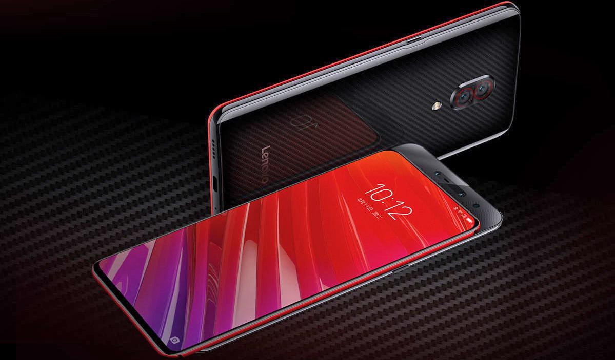 Lenovo готовит смартфон-слайдер с колоссальным объемом памяти