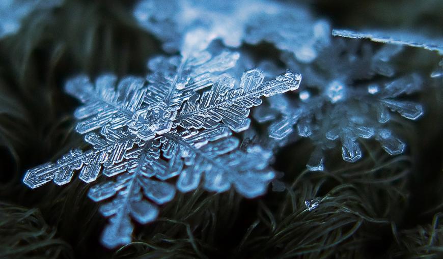 7 интересных фактов о снеге