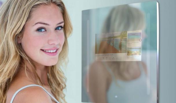 С помощью умных зеркал Google будет следить за вами даже в ванной