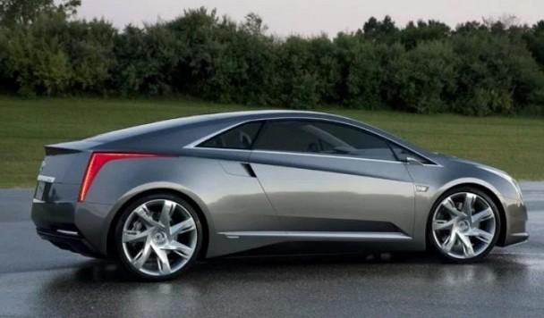 Cadillac хочет стать конкурентом Tesla