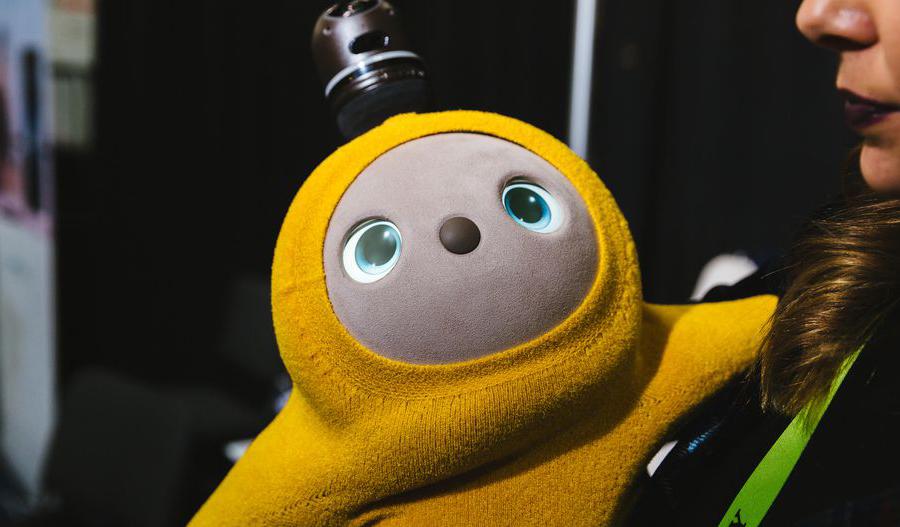 Лучшие роботы выставки CES 2019