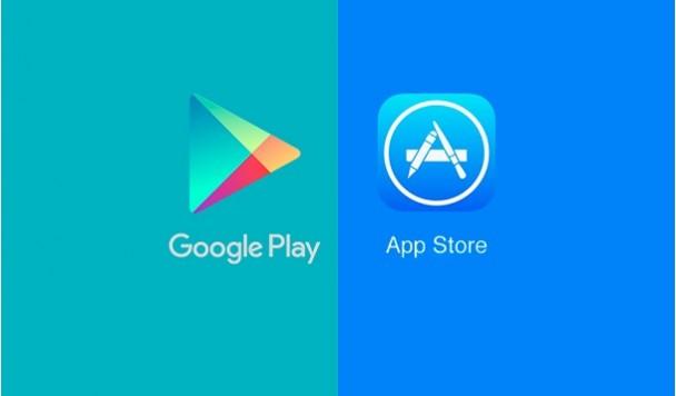 App Store по-прежнему зарабатывает гораздо больше Google Play