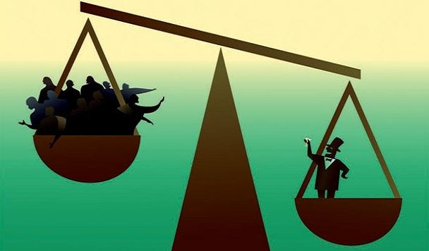 26 богатейших людей планеты владеют таким же состоянием, как 3,8 млрд беднейших