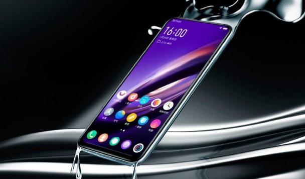 Представлен Apex 2019, смартфон будущего без механических компонентов