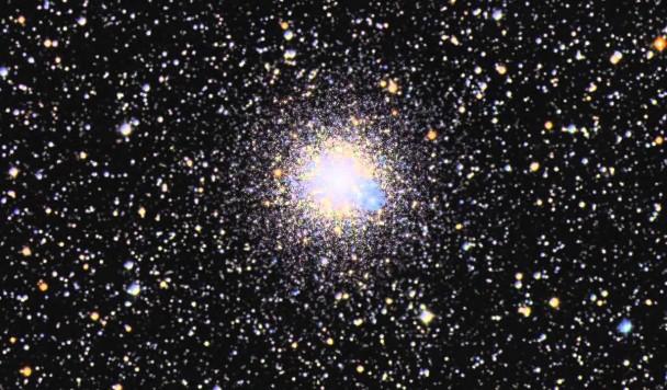 Поблизости обнаружена целая галактика, которая пряталась от наших глаз
