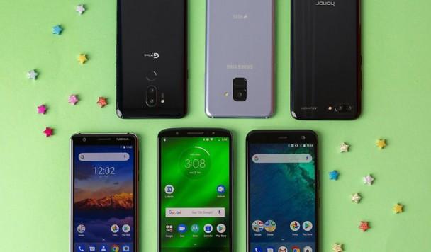 2018 год стал тяжелым для всех производителей смартфонов