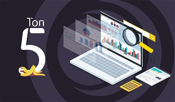 ТОП-5 ошибок digital-маркетинга