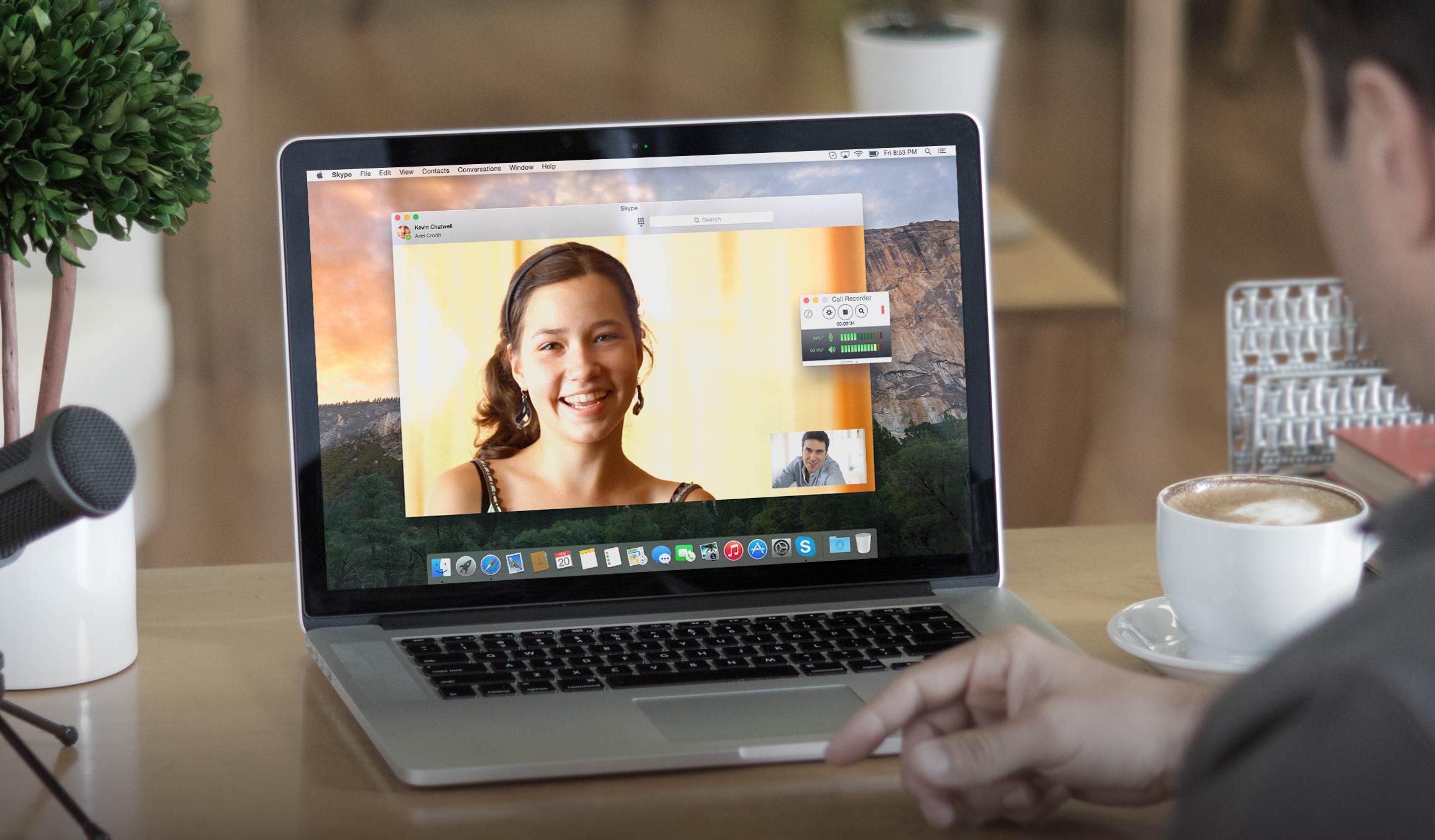 Skype научился размывать задний фон во время видеозвонков