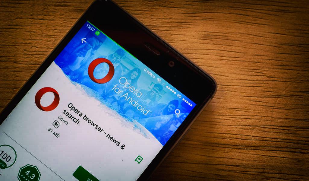 Бесплатный VPN наконец-то появился и в мобильной версии Opera