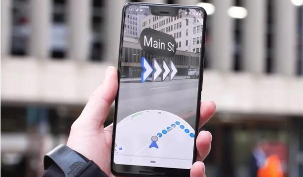 В приложении Google Maps появятся функции дополненной реальности