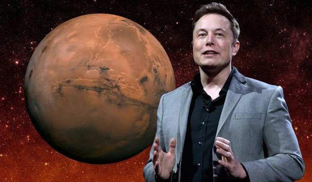 Илон Маск предлагает продавать дом и перебираться на Марс