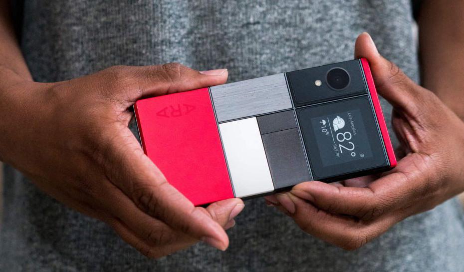 Идея модульного смартфона Google все еще жива