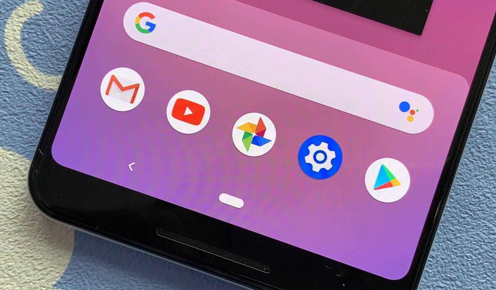 """Android Q может отказаться от кнопки """"Назад"""""""