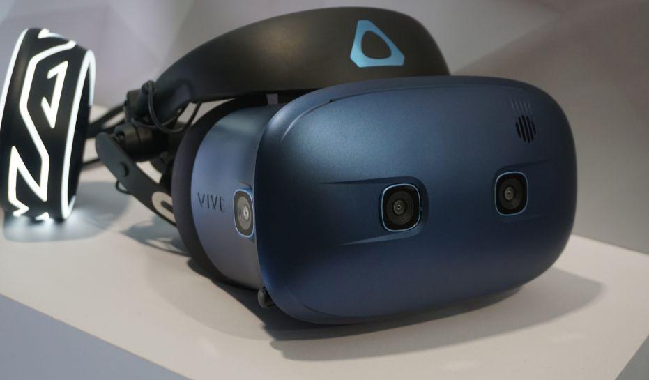 Каким окажется шлем виртуальной реальности HTC Vive Cosmos