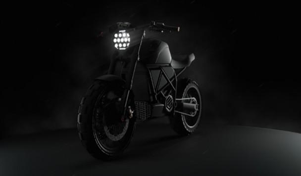 Украинские разработчики создали мощный электромотоцикл