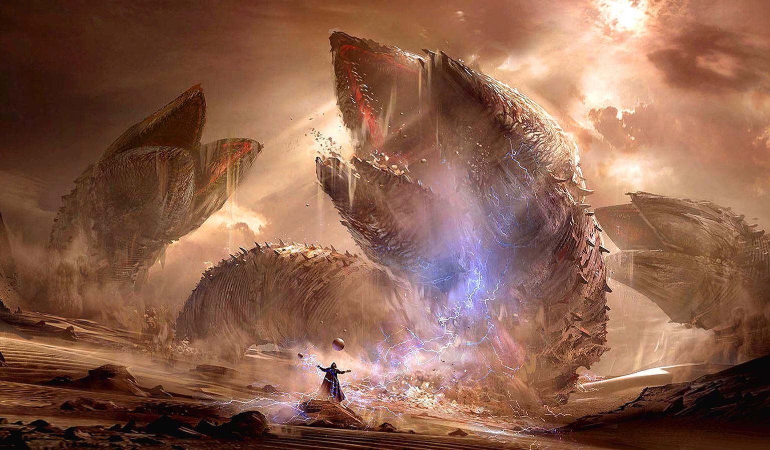 Игры по вселенной «Дюны» возвращаются спустя почти 20 лет