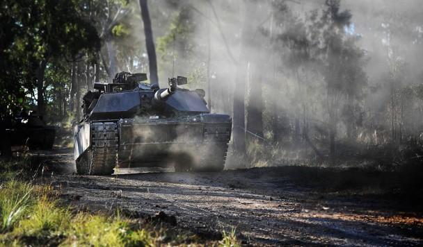 США намерены начать выпуск танков с искусственным интеллектом
