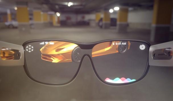 Apple выпустит очки дополненной реальности как аксессуар к iPhone