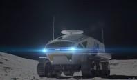 Японские космонавты будут кататься по Луне на Тойоте