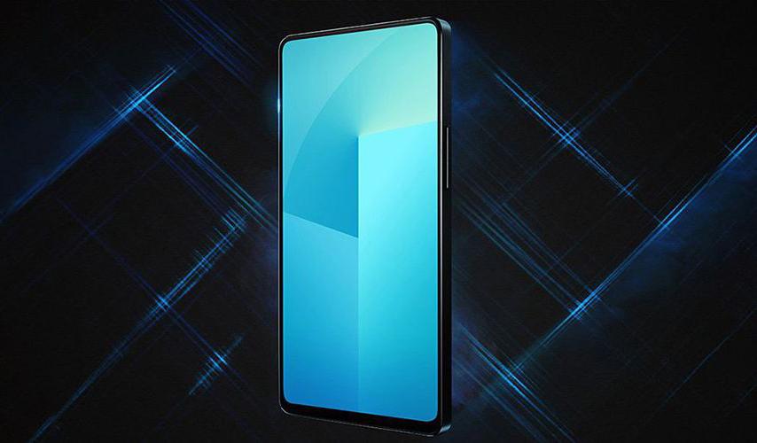 Samsung разрабатывает смартфон с камерой, спрятанной за дисплеем