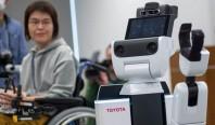 Япония представила роботов, которые будут обслуживать туристов во время Олимпийских игр 2020