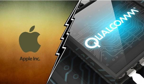 Apple снова проиграла патентный бой Qualcomm