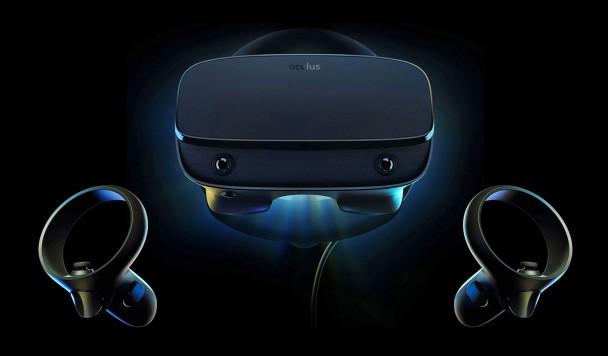 Новая версия шлема виртуальной реальности Oculus Rift S появится этой весной
