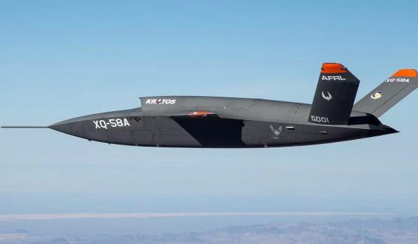 Военные США оснастят искусственным интеллектом боевые истребители