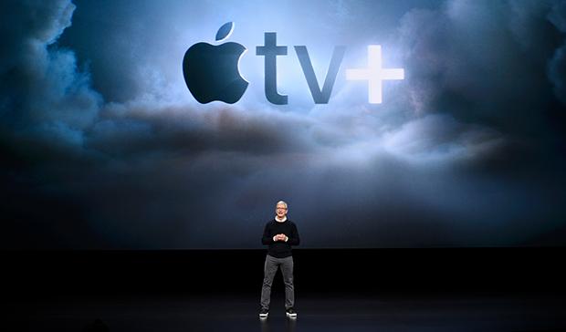 Apple представила конкурента для Netflix и еще несколько онлайн-сервисов
