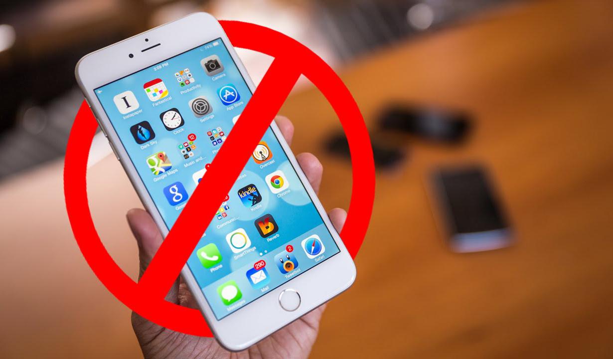 В США могут запретить некоторые модели iPhone