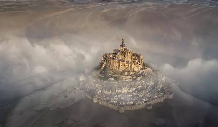 Самые удивительные фотографии, сделанные при помощи дронов
