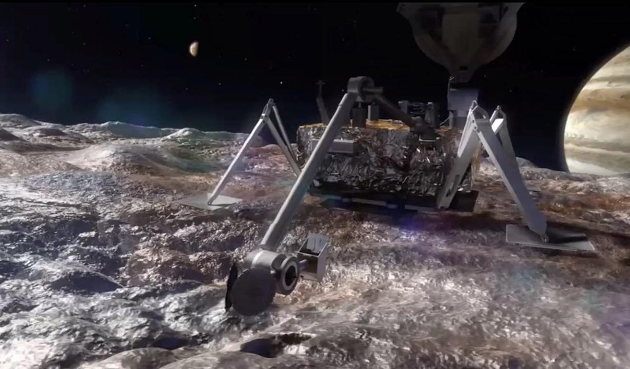 Украина - это Европа. Украинская станция первой совершила посадку на спутник Сатурна