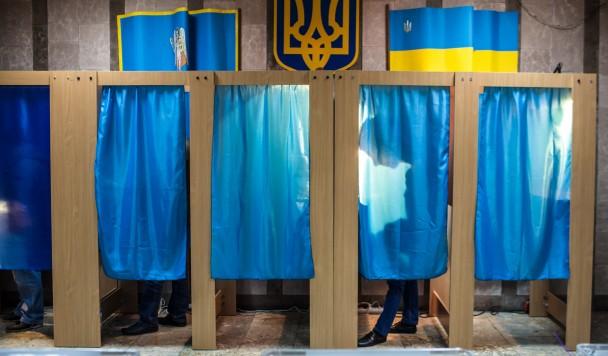 Самая подробная карта с результатами выборов президента Украины 2019