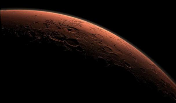Найдены новые свидетельства существования подземных вод на Марсе
