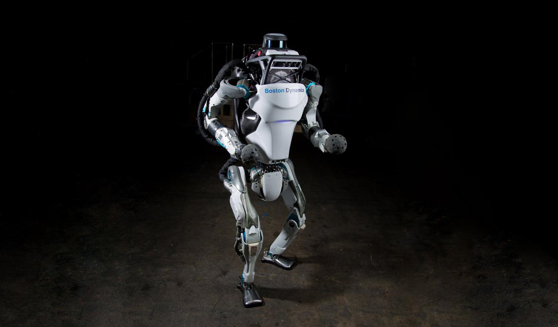 Роботы Boston Dynamics получат трехмерное зрение