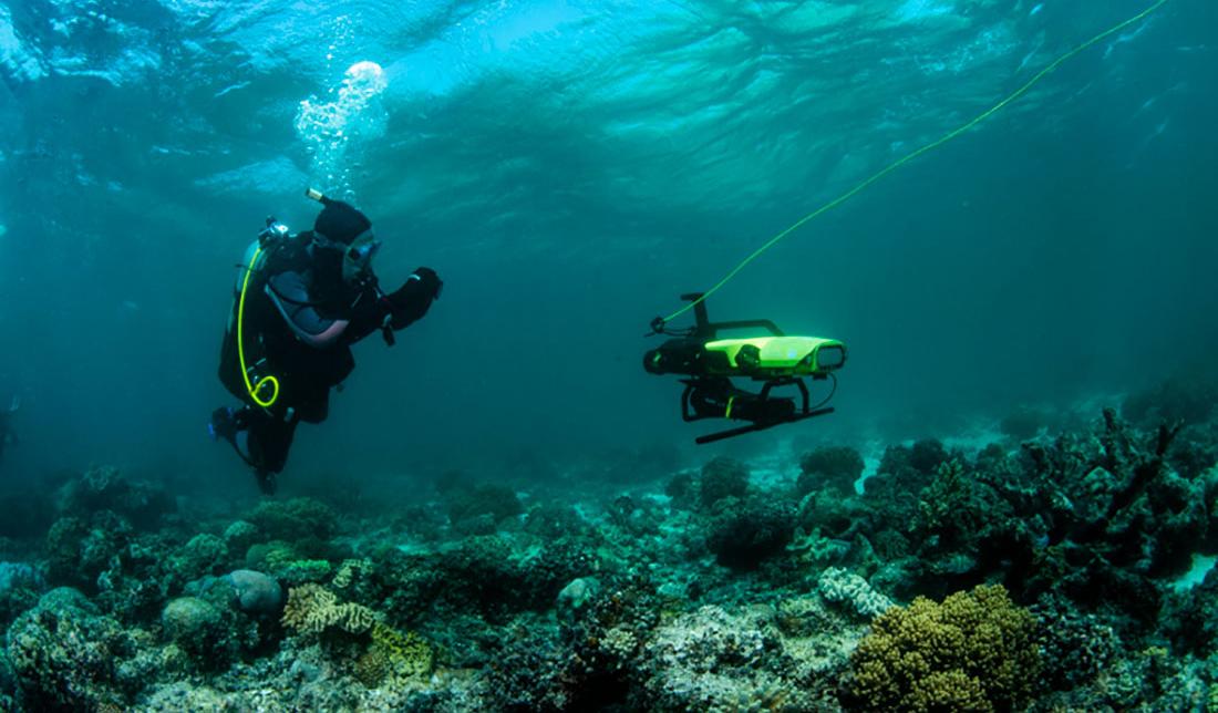 Как роботы и 3D-печать помогают спасать океан