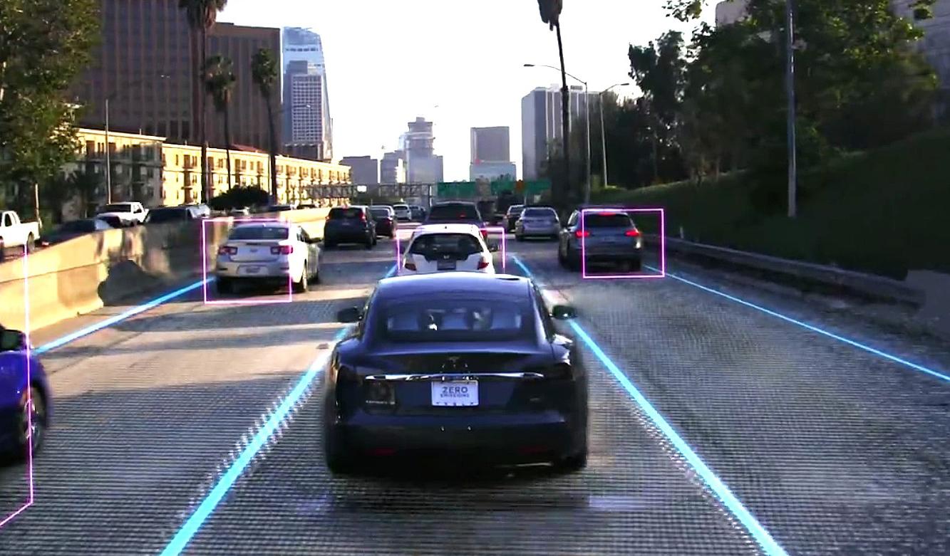 Илон Маск обещает миру миллион роботизированных такси в 2020 году