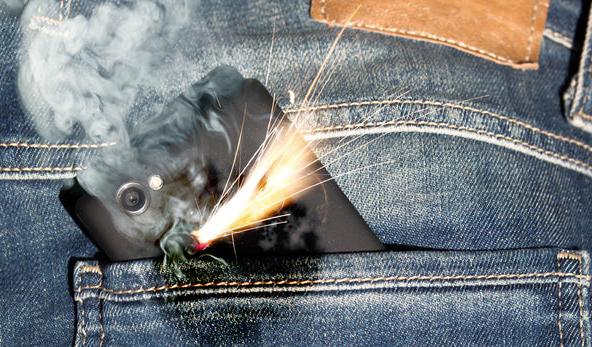 Разработан мягкий аккумулятор, который не горит и не боится ударов