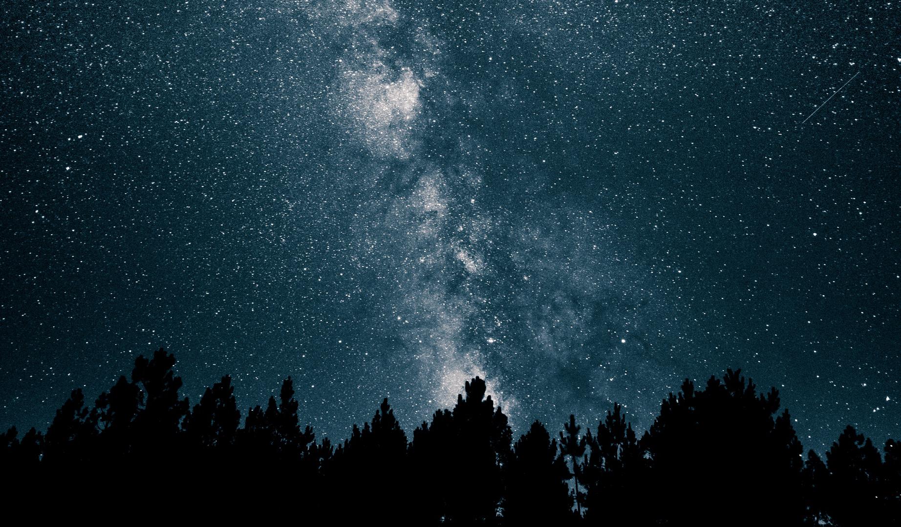 Как правильно фотографировать звезды